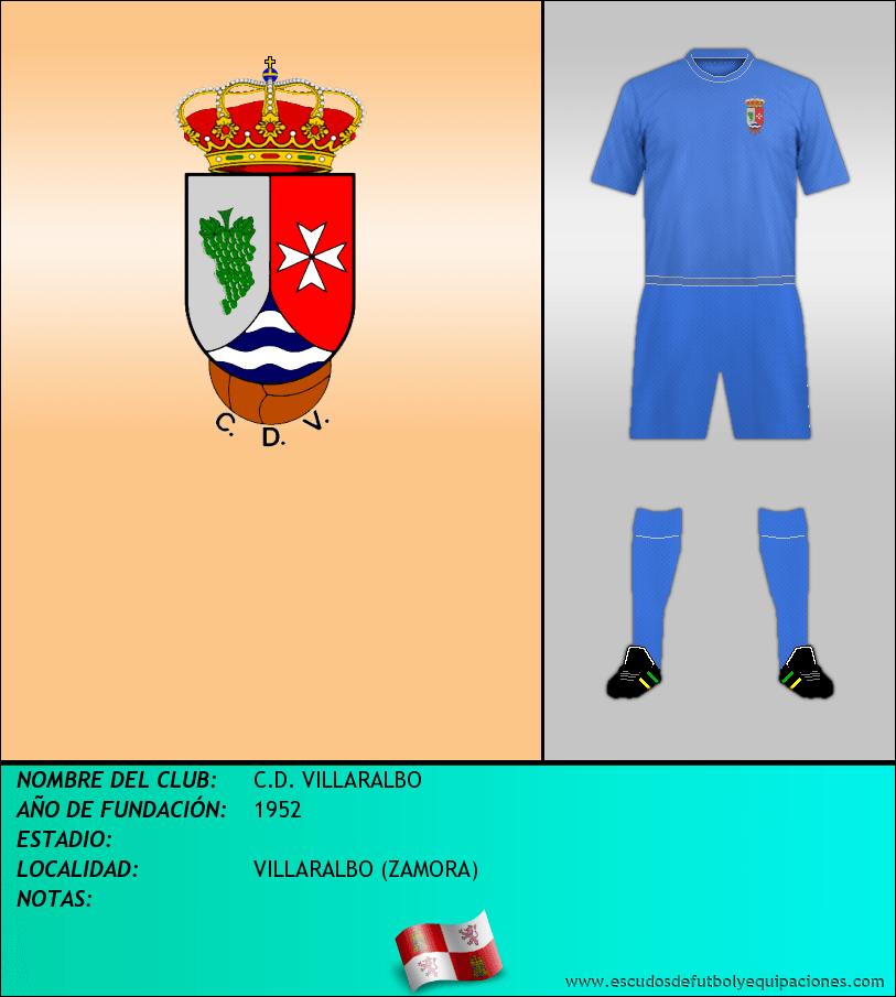 Escudo de C.D. VILLARALBO