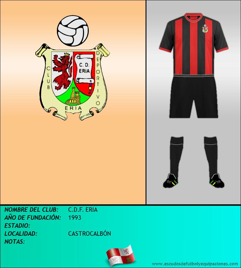 Escudo de C.D.F. ERIA