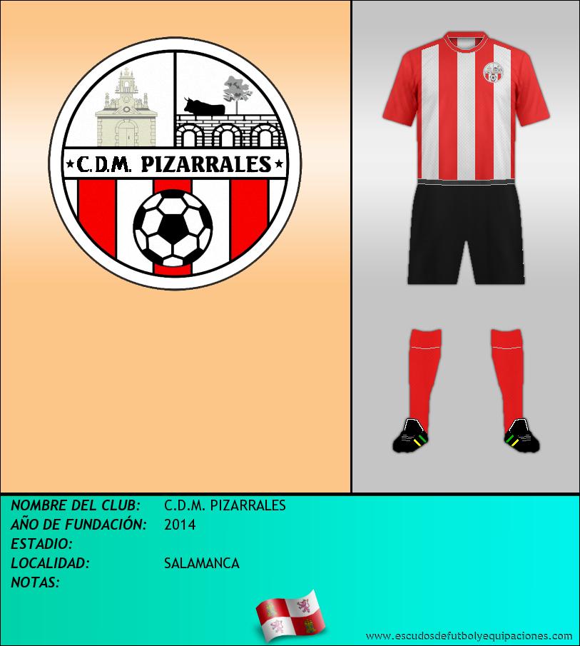 Escudo de C.D.M. PIZARRALES