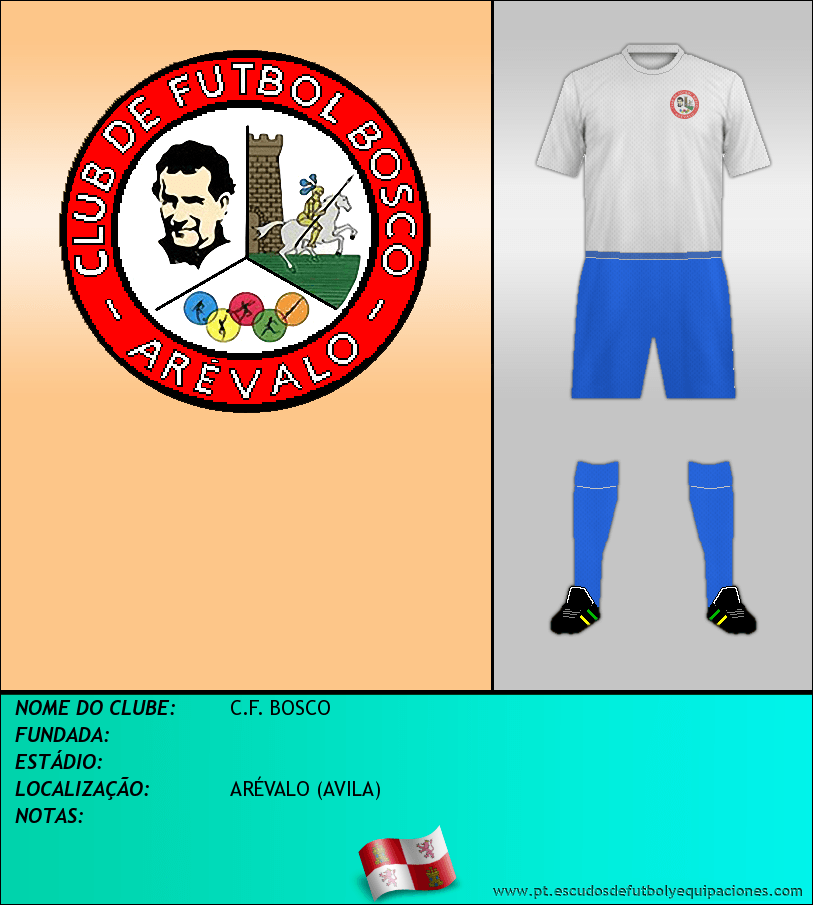 Escudo de C.F. BOSCO