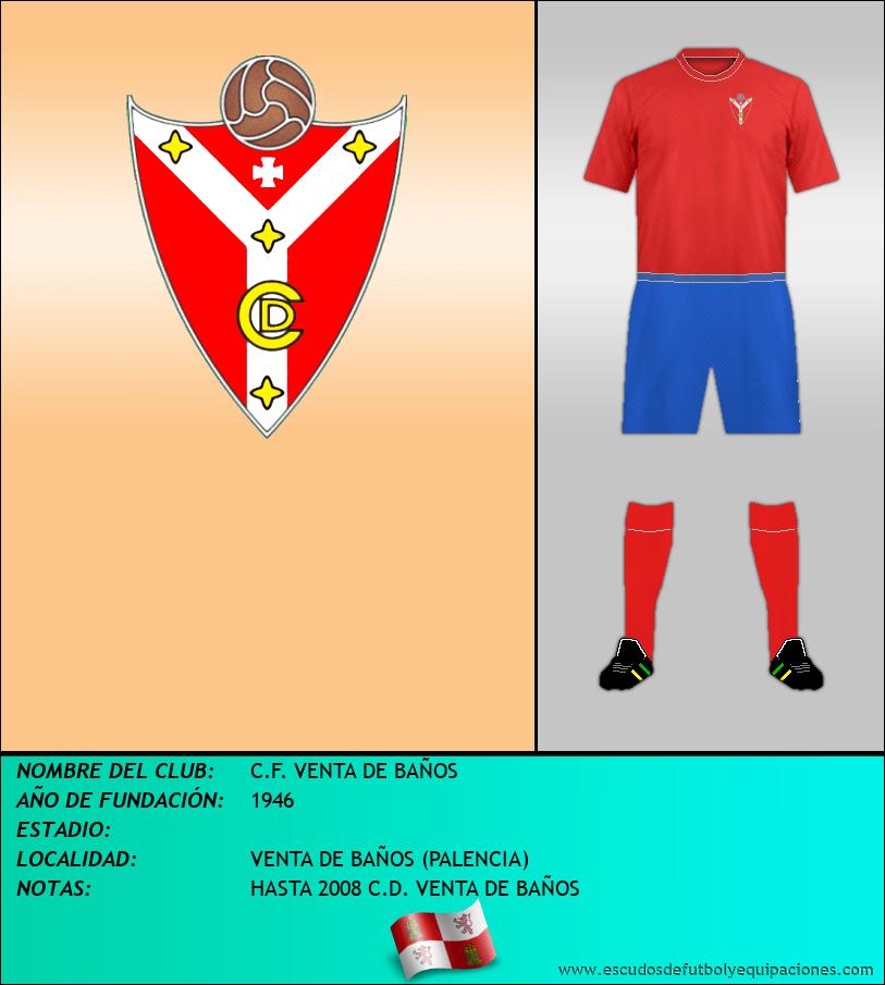 Escudo de C.F. VENTA DE BAÑOS