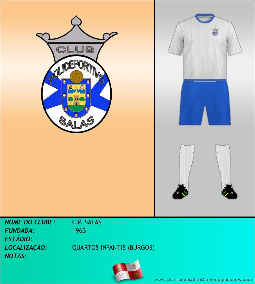 Escudo de C.P. SALAS