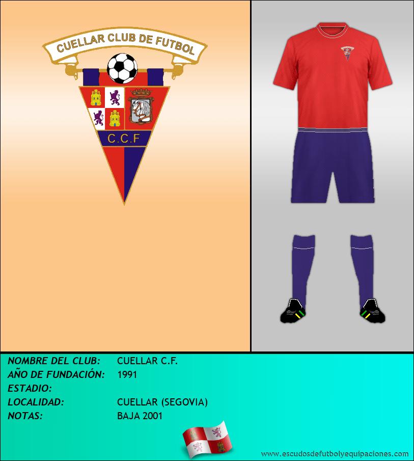 Escudo de CUELLAR C.F.