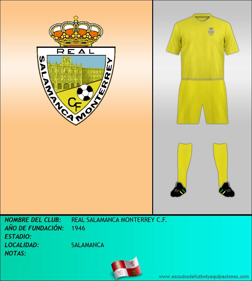 Escudo de REAL SALAMANCA MONTERREY C.F.