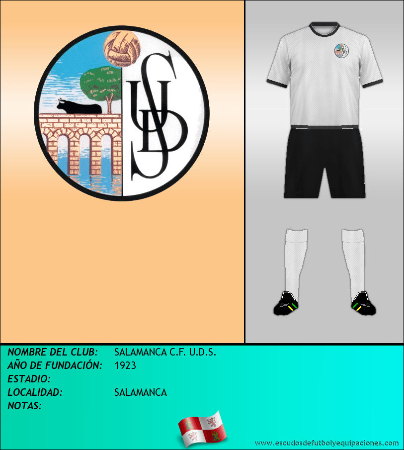Escudo de SALAMANCA C.F. U.D.S.