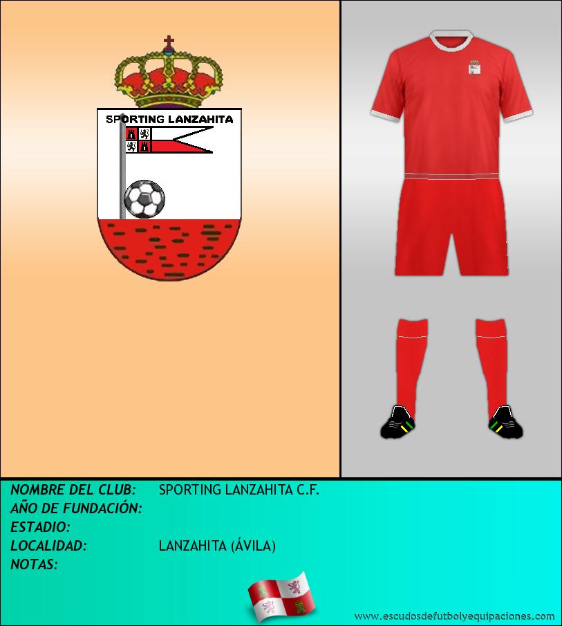 Escudo de SPORTING LANZAHITA C.F.