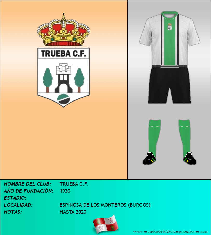 Escudo de TRUEBA C.F.