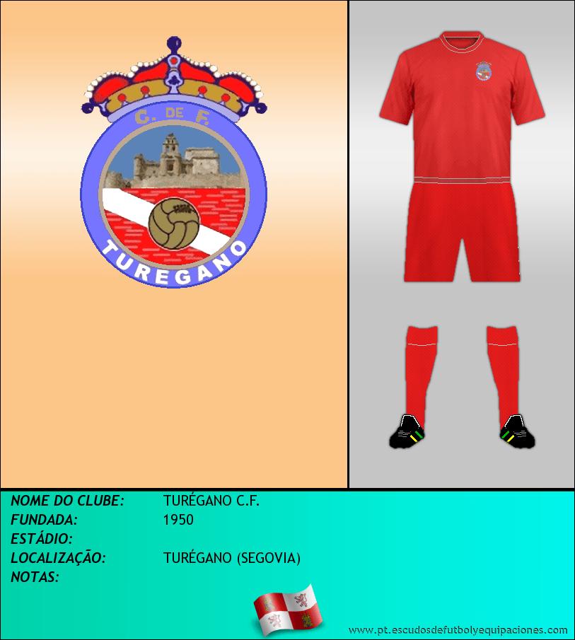 Escudo de TURÉGANO C.F.
