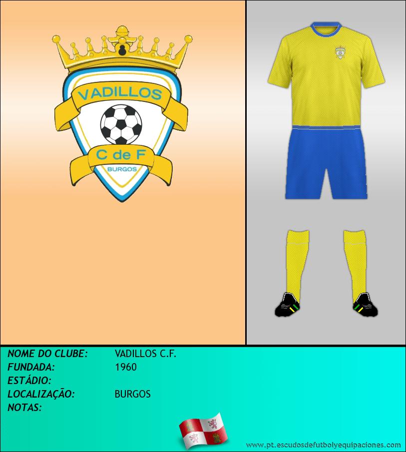 Escudo de VADILLOS C.F.