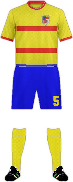 Camiseta BESOS BARON DE VIVER C.F.