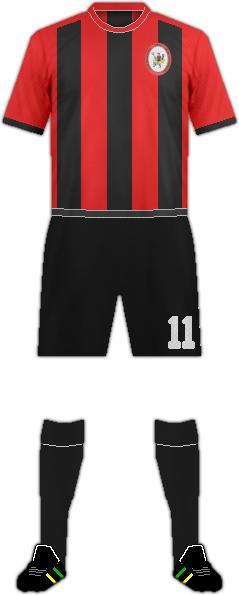 Camiseta C. BELLAVISTA MILAN