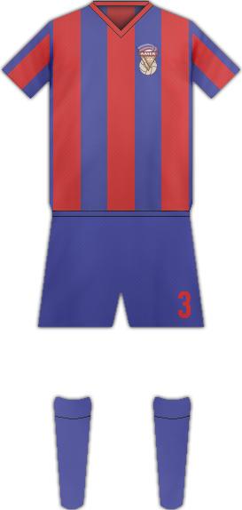 Camiseta C.F. AMER