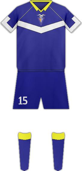 Camiseta C.F. BADALONA