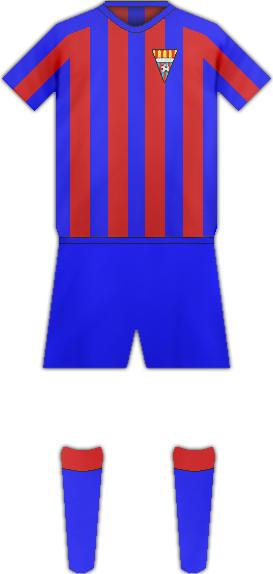 Camiseta C.F. GAVA