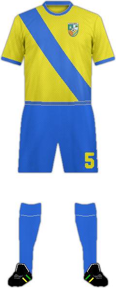 Camiseta C.F. LA SÉNIA