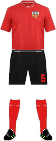 Camiseta C.F. LA TORRETA