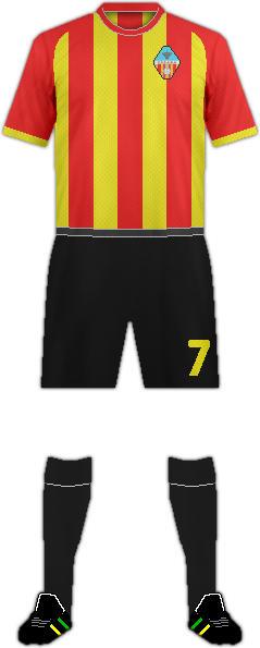 Camiseta C.F. SANT ANDREU DE LA BARCA A.