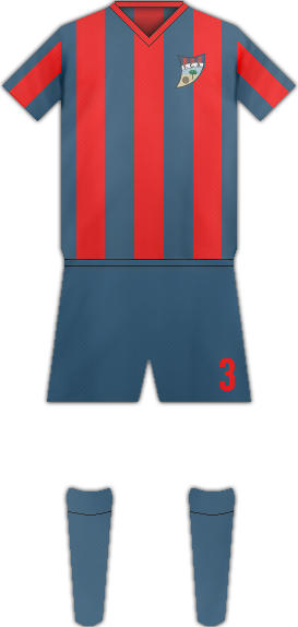 Equipación F.C. ALBI