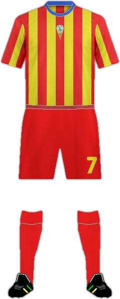 Camiseta F.C. ARGENTONA