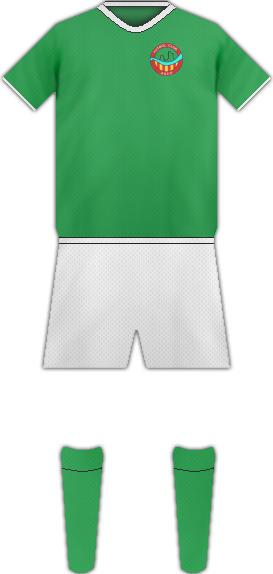 Equipación F.C. ASCO