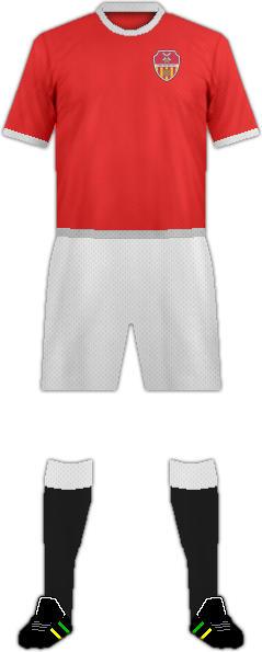 Camiseta F.C. BENAVENT