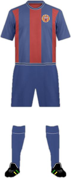 Camiseta F.C. L'ESCALA