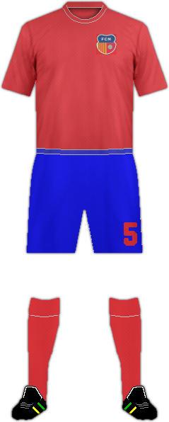 Camiseta F.C. MARTINENC