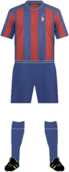 Equipación F.C. PRADENC