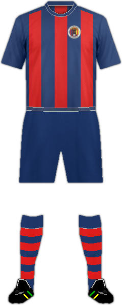 Equipación F.C. SANT VICENÇ 2018