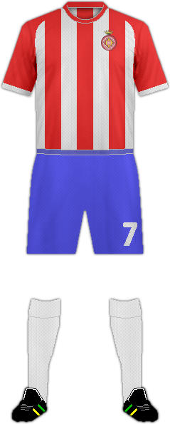 Camiseta GIRONA CF