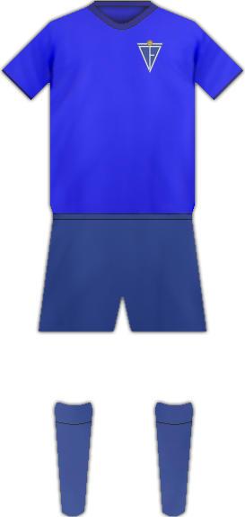 Camiseta IGUALADA C.F.