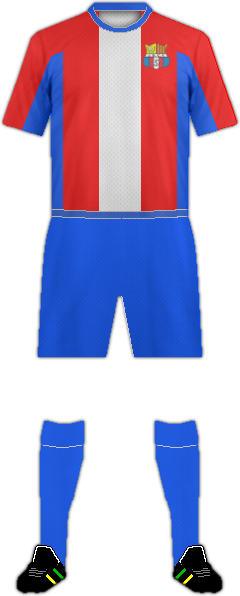 Camiseta JOVENTUT BISBALENCA F.C.