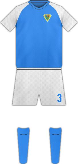 Camiseta LA SEU D'URGELL