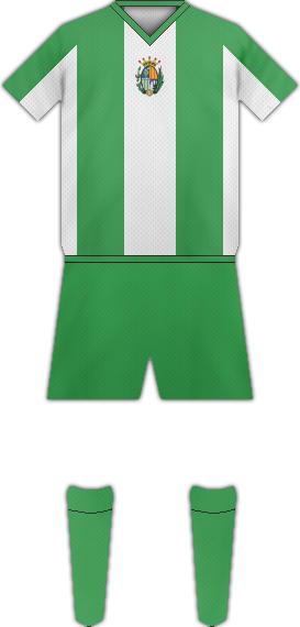 Camiseta OLESA DE MONSERRAT C.F.