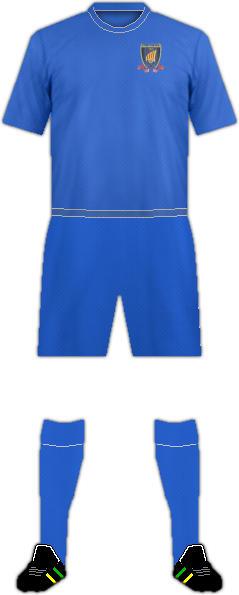 Camiseta SALAURIS F.C.