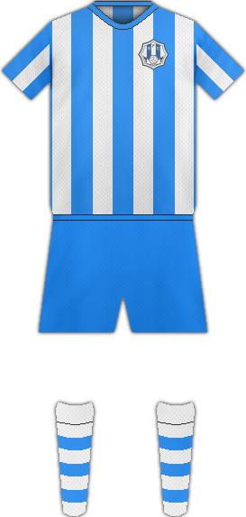 Equipación SANTFELIUNC F.C.