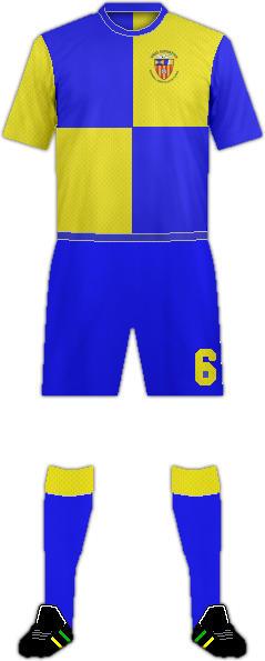 Camiseta U.E. SABADELL NORD C.F.
