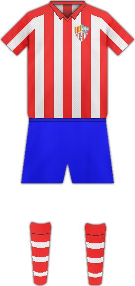 Camiseta U.E. VILASSAR