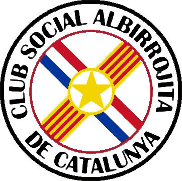 Escudo de A.C.S. ALBIRROJITA DE CATALUNYA (CATALUÑA)
