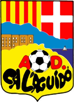 Escudo de A.D. CA L'AGUIDÓ (CATALUÑA)