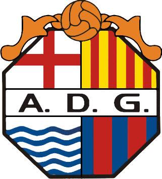 Escudo de A.D. GUIXOLS (CATALUNHA)