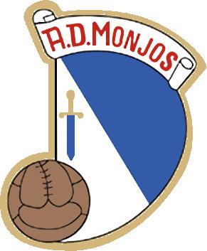 Escudo de A.D. MONJOS (CATALUÑA)
