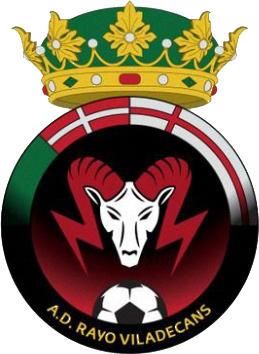 Escudo de A.D. RAYO VILADECANS (CATALUÑA)