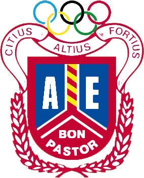 Escudo de A.E. BON PASTOR (CATALUÑA)