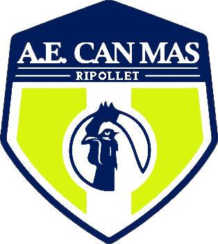 Escudo de A.E. CAN MAS RIPOLLET (CATALUÑA)
