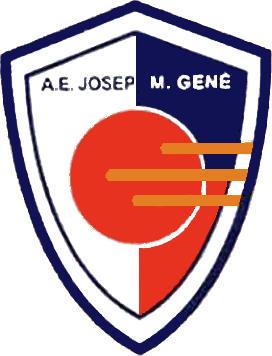 Escudo de A.E. JOSEP M. GENÉ (CATALUÑA)