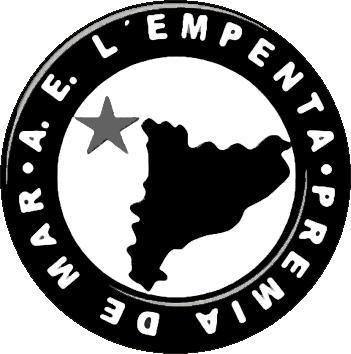 Escudo de A.E. L'EMPENTA (CATALUNHA)