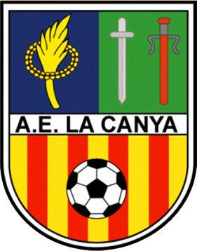 Escudo de A.E. LA CANYA (CATALUÑA)