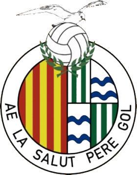 Escudo de A.E. LA SALUT PERE GOL (CATALUÑA)