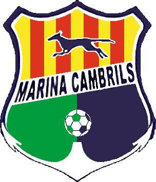 Escudo de A.E. MARINA CAMBRILS (CATALUÑA)